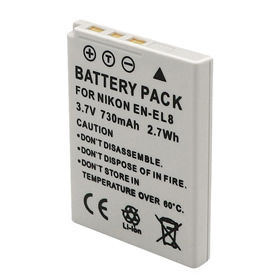 Battery for Nikon Coolpix S5